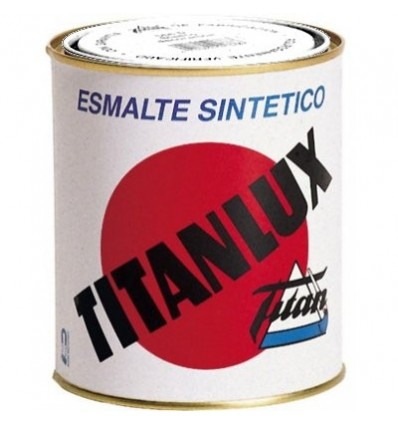 TITANLUX SYNTHETIC ENAMEL GLOSS Indoors- Outdoors