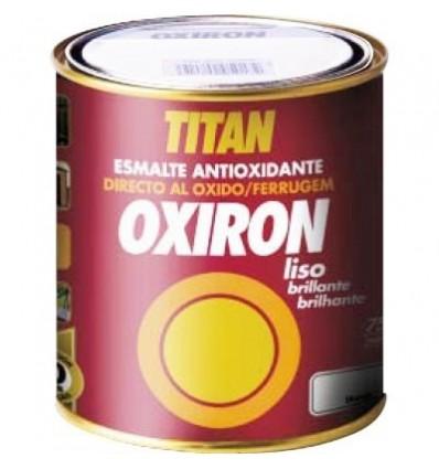 OXIRON LISSE. Intérieur - Extérieur - BRILLANT