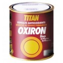 SMOOTH OXIRON. Indoors - Outdoors - GLOSS