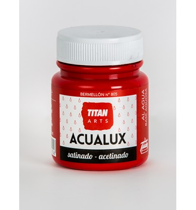 ACUALUX TITAN. Indoors - Outdoors. Satin High quality, high coverage permanent paint