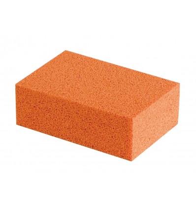 Esponja naranja alta densidad