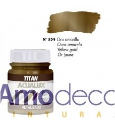 ACUALUX TITAN. Indoors - Outdoors Metallized Satin High quality, high coverage permanent paint