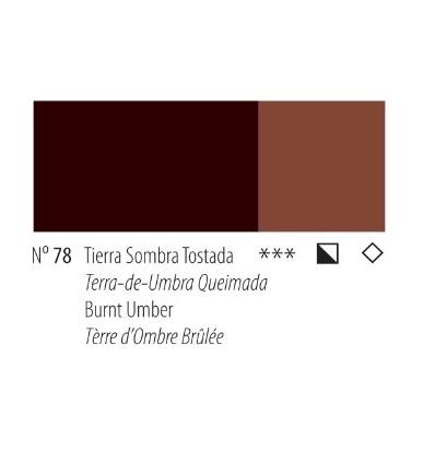 Acrilico goya n 78 tierra sombra tostada titan pintura for Pintura color tostado