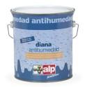 PEINTURE ANTIHUMIDITÉ. Peinture imperméabilisante spéciale pour résoudre les problèmes d'humidité. Transpirante. DIANA