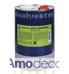 Disolvente para sintéticos (Símil Aguarras)