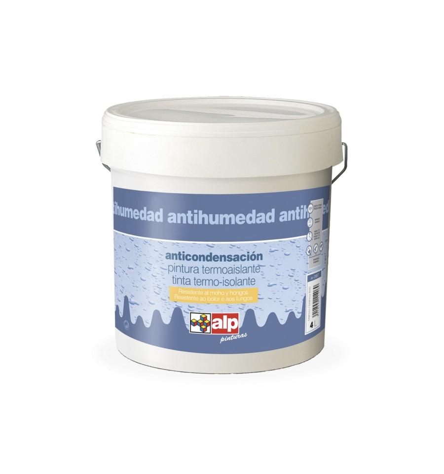 Pintura anticondensaci n y aislante t rmico para for Pinturas plasticas para interiores