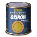 OXIRON MARTELÉ. Esmalte antioxidante de aspecto metálico martillado.