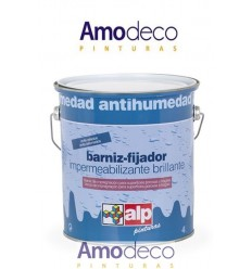 WATERPROOFING FOR FAÇADES FOR MINERAL SURFACES SEMI-GLOSS ALP