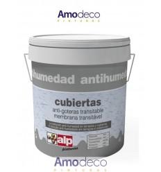 CUBIERTAS ANTIGOTERAS REVESTIMIENTO ELASTICO TRANSITABLE, Resistente a la intemperie, rayos UV y al ozono. ALP
