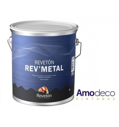 Peinture protection et renouvellement Chapas REVETON REV'METAL