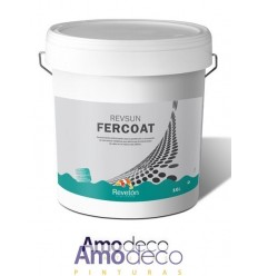 ANTI-CORROSIVE COATING REVSUN FERCOAT Protection and Renovation REVETON
