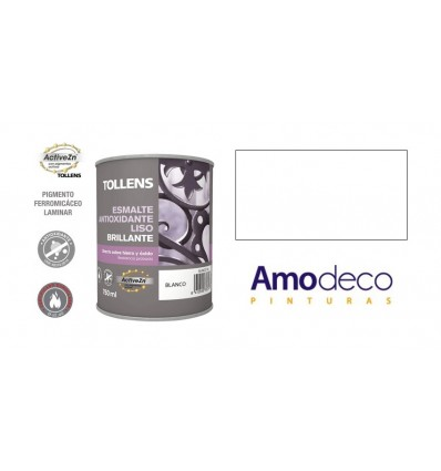 BRIGHT SMOOTH ANTIOXIDANT ENAMEL Direct to metal On Iron and Oxide