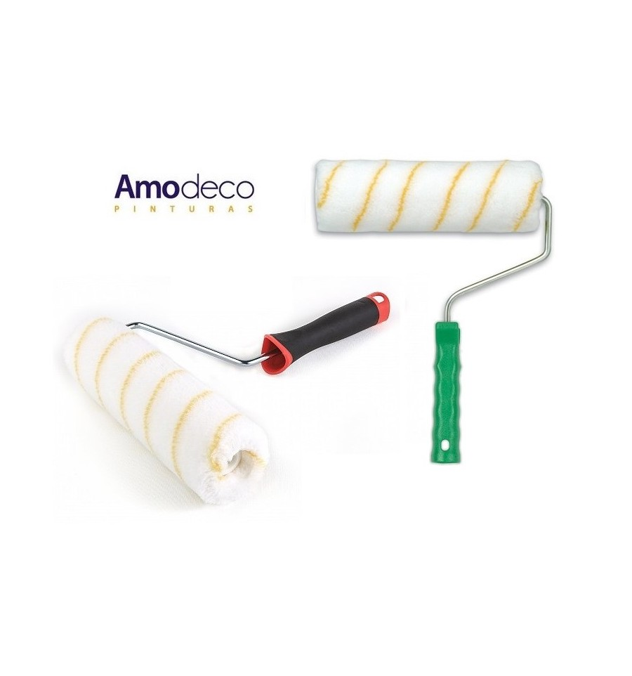 PAINT ROLLER Antidrop Super- Smooth surfaces with acrylic latex paint