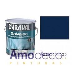 GALVALAC ESMALTE PARA METALES NO FÉRRICOS (Galvanizado, zinc, aluminio, cobre) DURAVAL