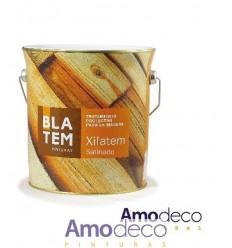 XILATEM SATINADO Protector a poro abierto para madera en base disolvente con filtros U.V. BLATEM