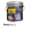 LAQUE MICACEO Produit patine ancienne pour le fer Intérieur et extérieur, pigment et lamellaire oxyde de fer micacé