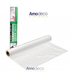 COVER SHEET 2 X 50M. Provides protection against paint, dirt and moisture