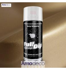 SPRAY FULL DIP VINILICO ALUMINIO METALIZADO Especialmente recomendado para carrocería