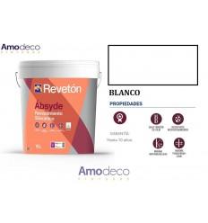 REVESTIMIENTO PARA FACHADAS AL SILOXANO DE ALTA GAMA. ABSYDE REVETON (Super transpirable y mate mineral)