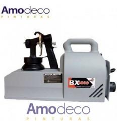 TURBINA BX 2800 SEMI-PROFESIONAL de aire caliente económica de elevada potencia (1000W.)