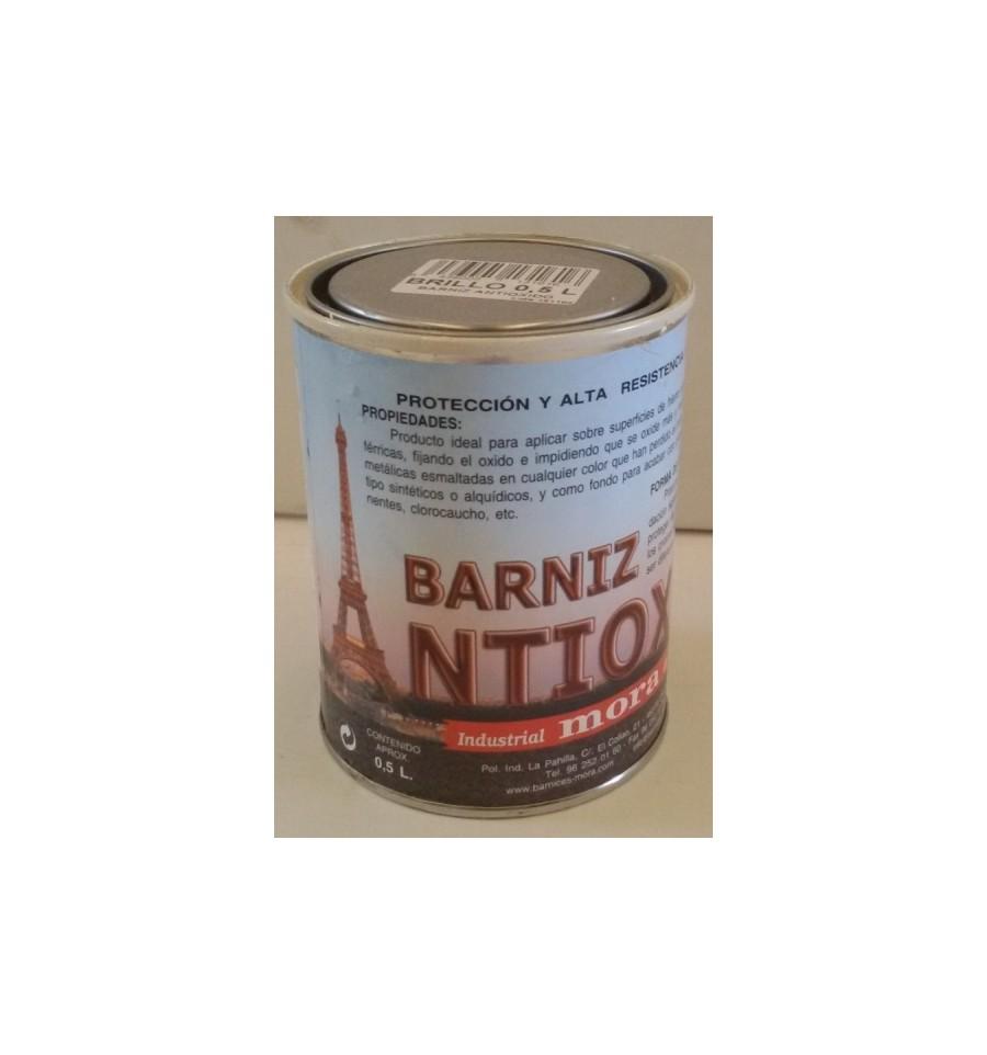 Vernis peinture anti rouille pour m tal antioxydant satin for Vernis pour metal exterieur