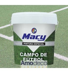 PAINT ESPECIALLY FORMULATED FOR THE SIGNALLING AND MARKING ON NATURAL GRASS EXTERIOR