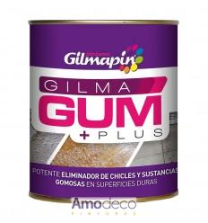 TRATAMIENTO ELIMINADOR DE CHICLES, GOMAS, SILICONAS ETC.. GILMAGUM PLUS