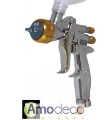 PISTOLA AEROGRÁFICA XPECTRA 6500 BASE. Para altos acabados en bases de color de automoción e industria