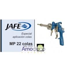 PISTOLA ESPECIAL PARA LA APLICACIÓN DE COLAS MP 22 COLAS
