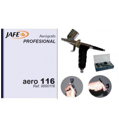 AERÓGRAFO PROFESIONAL AERO 116