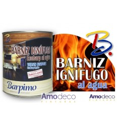 BARNÍZ IGNÍFUGO ECOBARP AL AGUA BARPIMO 4L