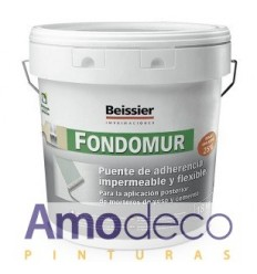 FONDOMUR PUENTE DE ADHERENCIA IMPERMEABLE Y FLEXIBLE. BEISSIER