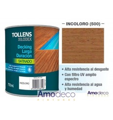 WOOD TARIMAS PROTECTOR Long Satin Decking TOLLENS