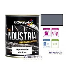 IMPRIMACION SINTETICA ANTIOXIDANTE DE SECADO RAPIDO GRIS 20KG GILMAPIN