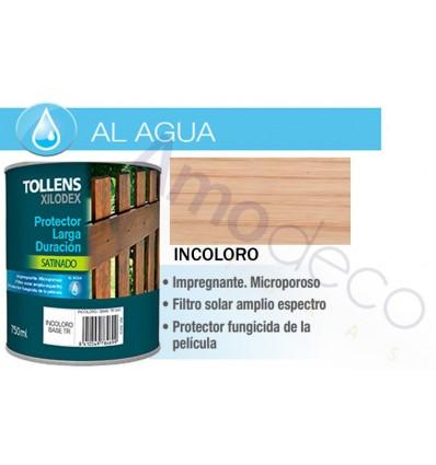 Satin EAU PROTECTEUR Long Life XILODEX (A Ouvrir Pore) Extérieur bois, Imprégnation et hidrófugo