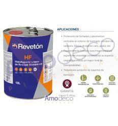 HF COTEFILM REVETON HIDRÓFUGO A BASE DE RESINAS SILOXÁNICAS PARA SOPORTES MINERALES REVETON