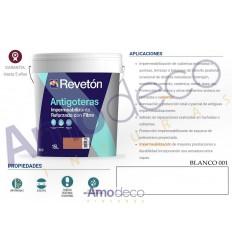 REVETON ANTIGOTERAS Revestimiento elástico impermeable