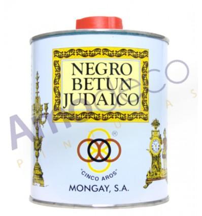 """BETUN DE JUDEA NEGRO PATINA UTILIZADA PARA MANUALIDADES, IMITAR A LO ANTIGUO Y DECORACION MONGAY """"CINCO AROS"""""""