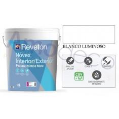 DENPLAS PINTURA PLASTICA ACRILICA MATE Antimoho y Transpirable REVETON