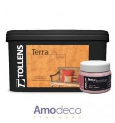 TERRA DECO Decorative Coating Granulated Sandy Effect TOLLENS